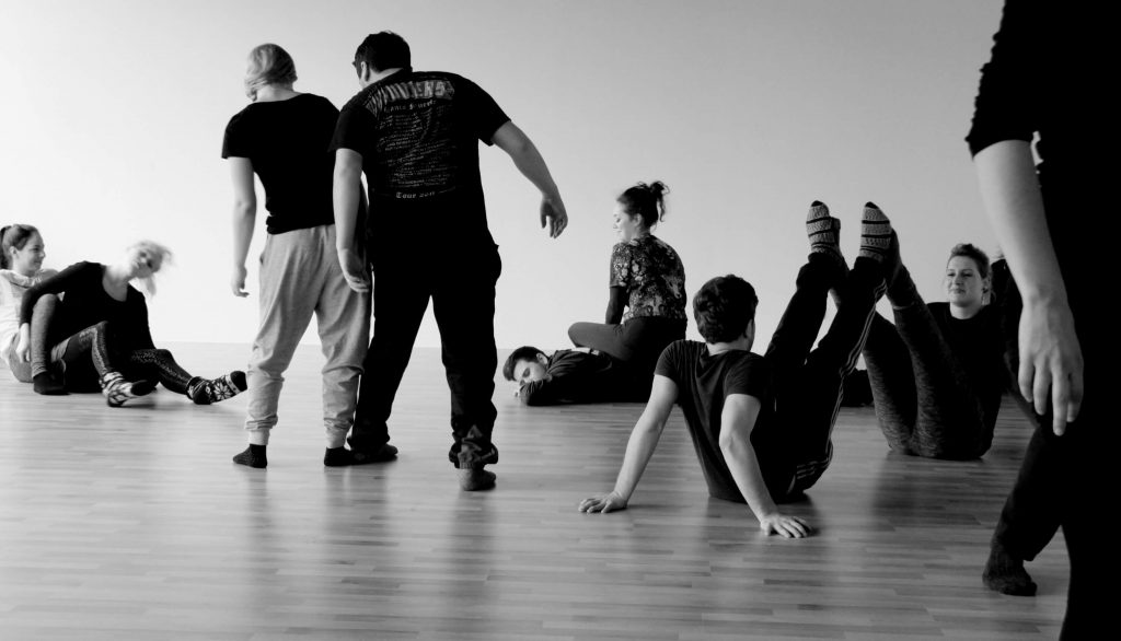Basic movement - Bewegung Boden